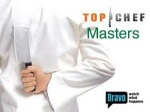 Bravo TV's Top Chef Masters Logo